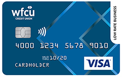 Low Rate Busines Visa Card