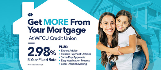 WFCU Credit Union - Mortgages
