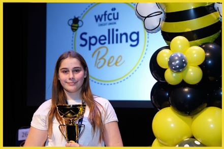 Patcas - Spelling Bee Champion